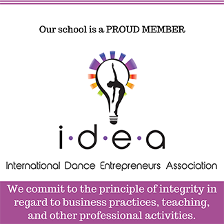 Member of International Dance Educators Association